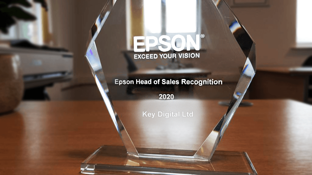 Head of Sales Recognition Award